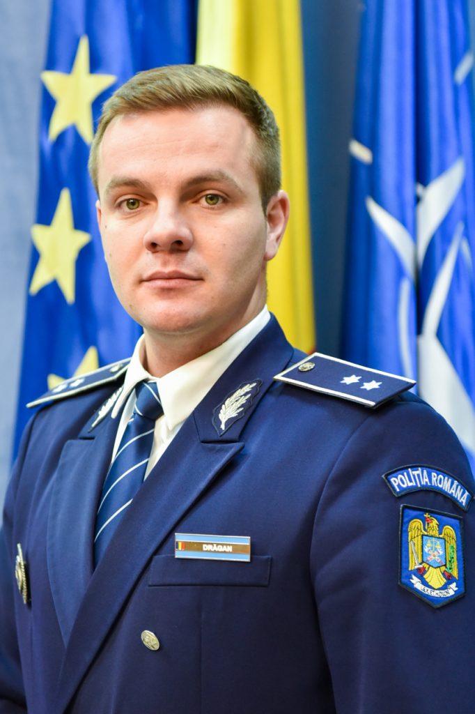 Comisar de poliție Georgian DRĂGAN