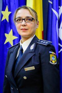 Comisar-şef de poliţie Sarmizia FETCU
