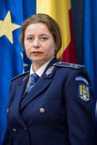 Comisar de poliţie Rodica POPESCU