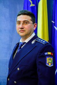 Comisar-şef de poliţie Ciprian GHIŢULEASA