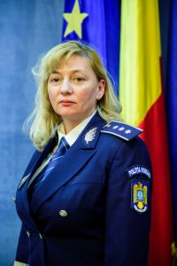 Comisar-șef de poliție Diana SARCA