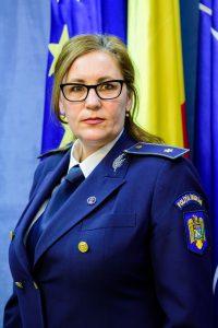 Subcomisar de poliție Ermina MIHAI
