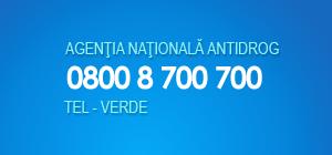 Telefon Antidrog