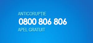 Telefon Anticoruptie