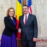Întâlnire cu secretarul adjunct interimar pentru Securitate Internă al SUA